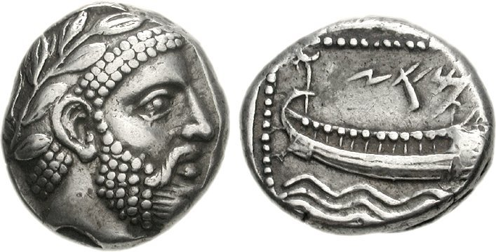 Dating phoenician coins